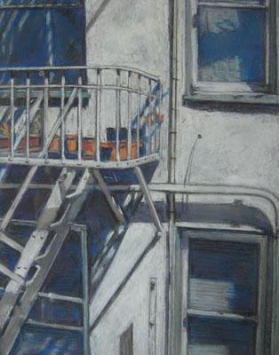 """""""Larry's View-Berkeley #2"""""""